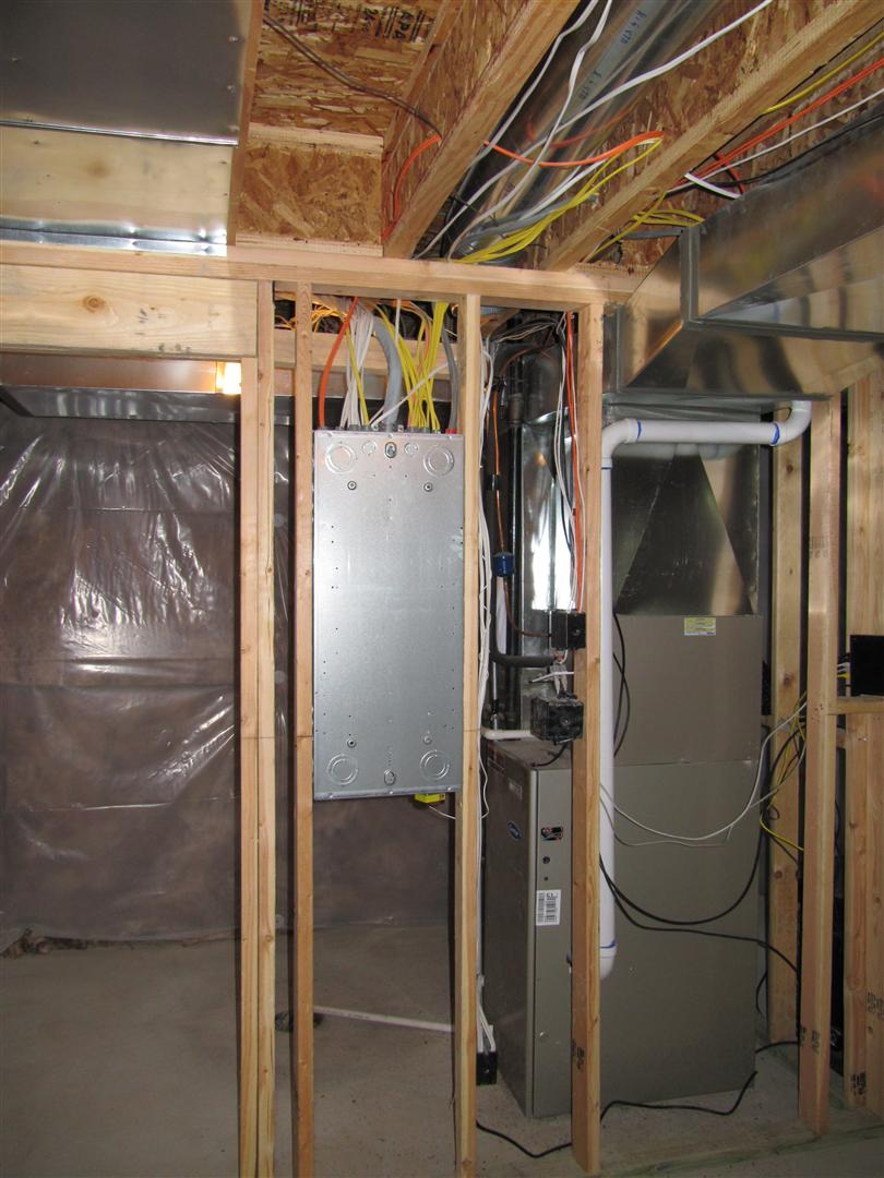 Hvac Water Heater Combustion Air